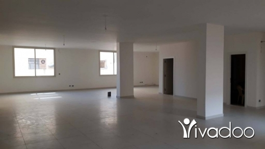 Show Room in Antelias - Prime Location Showroom for Rent on Antelias - Bekfaya Highway - L05395