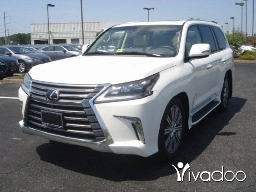 Lexus in Eddeh - PERFECTLY USED 2016 LEXUS LX 570 SUV Gulf Specs FOR SALE