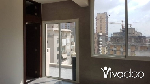 Studio in Achrafieh - L05474 - Studio for Rent in Achrafieh Sassine with Balcony