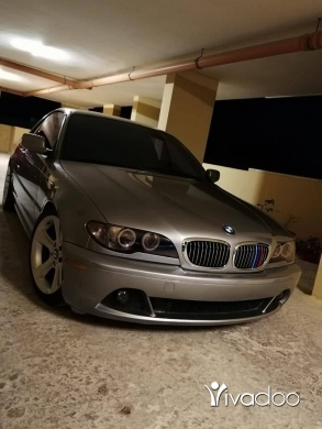 BMW in Saida - E46 325 ci 2004 CONVERTIBLE ma3 hardtop