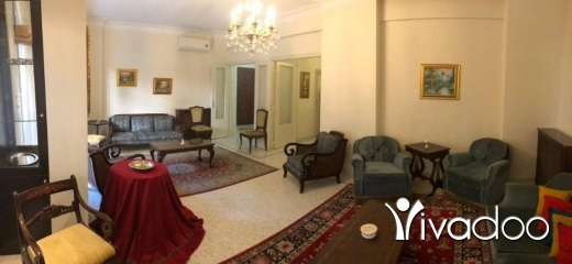 Apartments in Achrafieh - L05377 Fully Furnished Apartment for Rent near Sassine Achrafieh