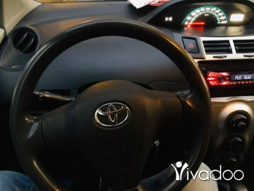 Toyota in Beirut City - Toyota Yaris 2009 Automatic Super Clean