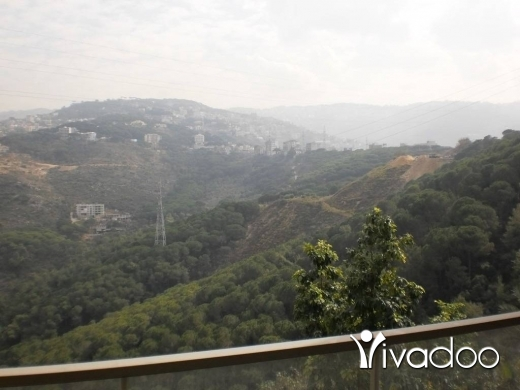 Apartments in Loueizeh - Amazing Mountain View Apartment For Sale In Loueizeh  : L01733