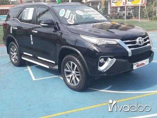 Toyota in Jdaide - Toyota Fortuner 2017 V6 super full package