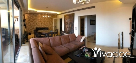 Apartments in Achrafieh - L05304 - Furnished Apartment For Rent in Achrafieh