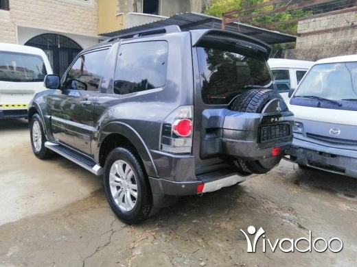 Mitsubishi in Beirut City - Pajero 2012- 3.8 liter neat and clean no accident low mileage