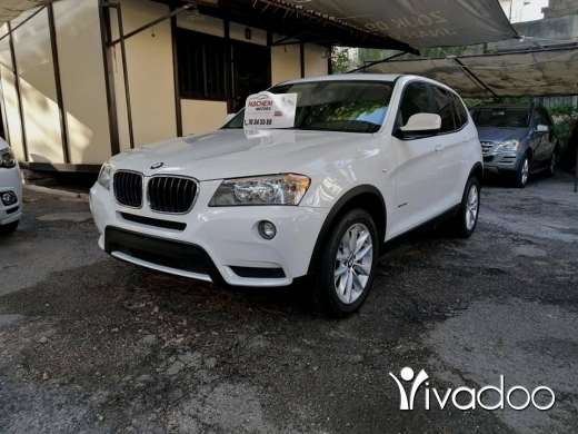 BMW in Beirut City - X3 white /Red 2013 28i XDRIVE