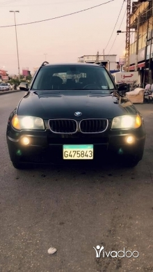 BMW in Beirut City - X3model 2005 03252302