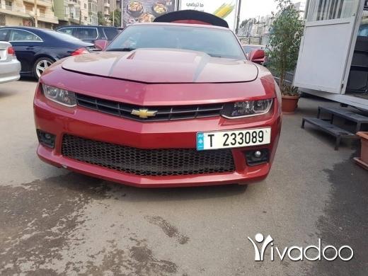 Chevrolet in Beirut City - Camaro upgrade