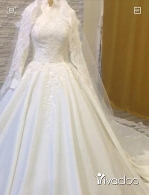 فساتين زفاف في الضاحية - فستان زفاف