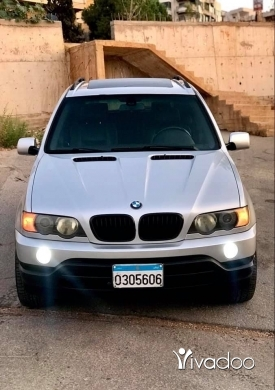 BMW in Beirut City - X5-2001