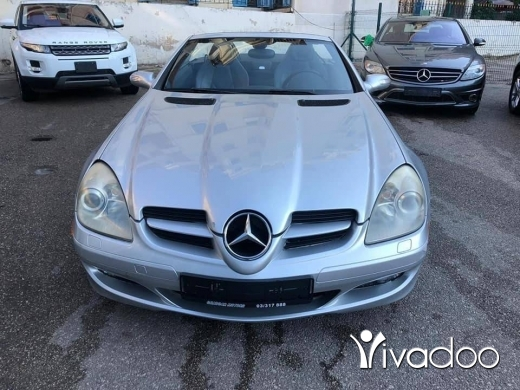 Mercedes-Benz in Beirut City - Mercedes slk 2005