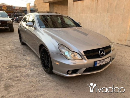 Mercedes-Benz in Khalde - Mercedes cls55 amg 2006