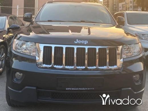 Jeep in Sin el-Fil - Grand cherokee 2012 clean carfax
