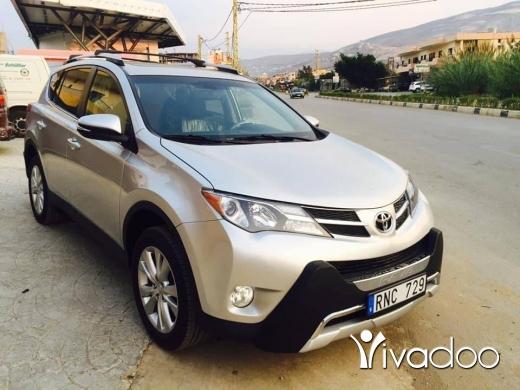 Toyota in Tripoli - Rav 4 mod 2014 limited