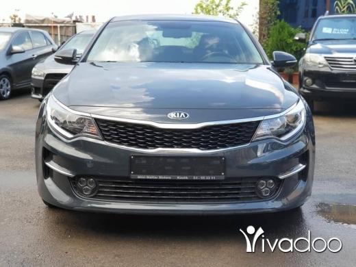 Kia in Beirut City - 2016 Kia Optima / 46000km / No accidents / Final price / Perfect condition