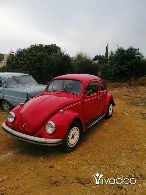 Volkswagen in Ardeh - Volkswagen beetle