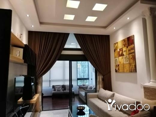 Apartments in Beirut City - لقطة مميزة شقة ١٢٠ م + تراس ٣٠ م في ساحل علما فخمة جدا سعر مغري نقدا تل 81894144