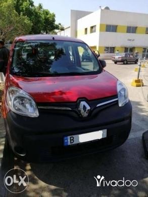Renault in Beirut City - كانغو رينو ٢٠١٧ تسجيل سياحي