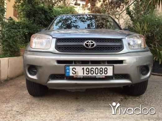 Toyota in Saida - Toyota Rav4 4x4