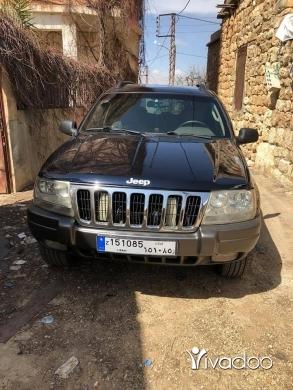 Jeep in Khalde - New grand modil 2003 jeep jdid 4 dawlib jdad copeer 4wel frash jlad