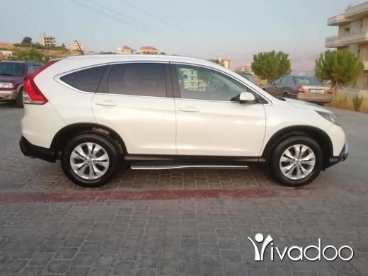 Honda in Zahleh - honda crv 2014 exl 4wl للاستفسار 76986934