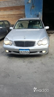 Mercedes-Benz in Saida - مرسيدس ميني غواصة موديل 2004 كمبرسير 230 نظيفة مكيفة