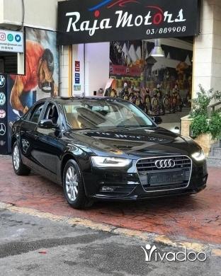 Audi in Beirut City - Audi A4 2016 TFSI