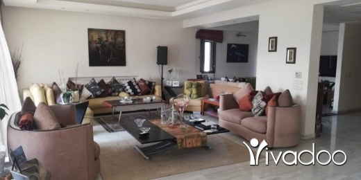 Apartments in Rabieh - Elegant Apartment For Rent In A Classy Area Of Rabieh With A Splendid View - L05636