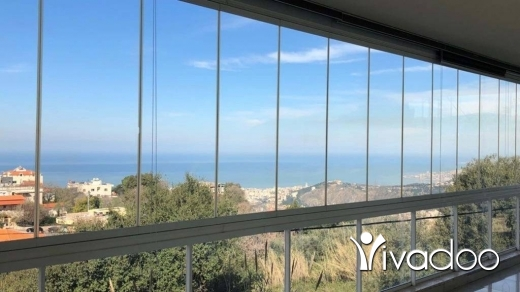 Apartments in Ain Aar - 275 sqm Spacious Apartment For Rent in Ain Aar with a splendid view - L04952
