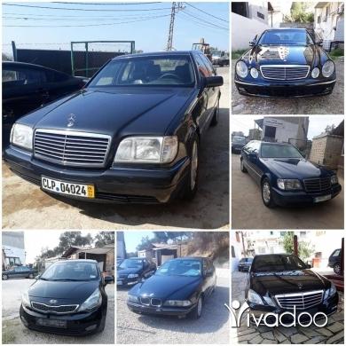 Mercedes-Benz in Zgharta - معرض الجعيتاني لتجارة السيارات
