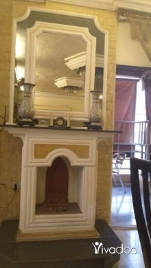 Apartments in Beirut City - شقه مفروشه للبيع او للأجار في حاره حريك قرب كريمينو
