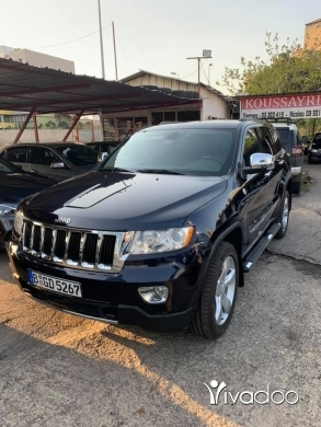 Jeep in Beirut City - 2011 Jeep Grand cherokee Limited V8 Hemi