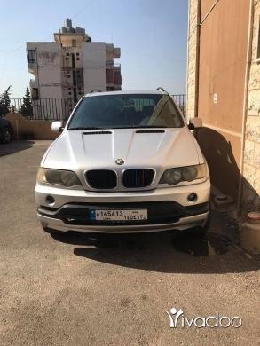 BMW in Choueifat - X5 model 2002