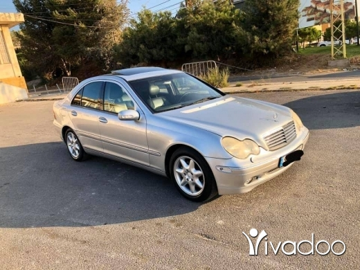 Mercedes-Benz in Saida - C 320 el 2001