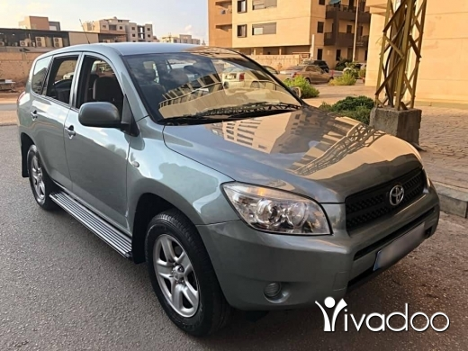 Toyota in Tripoli - Toyota Rav4 Model 2006 - AWL