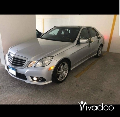 Mercedes-Benz in Beirut City - 2010 E350 / Clean carfax / Fully loaded / Excellent condition