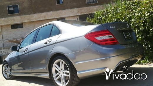 Mercedes-Benz in Zahleh - C250 4matic 6cilindre model 2012 clean carfax no accidents ☎️76870244
