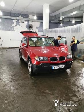 BMW in Beirut City - Bmw x3 2004 3.0i