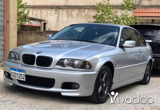 BMW in Ablah - e46 2003 318 4 cylinder