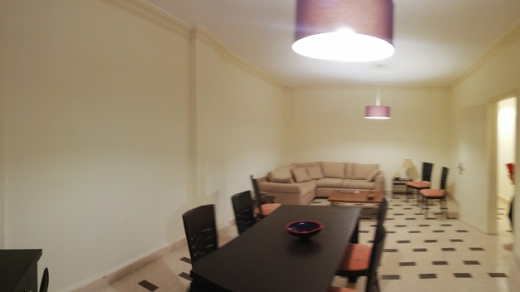 Apartments in Achrafieh - L05114  Furnished Apartment For Rent in Achrafieh, Near St. Georges Hospital