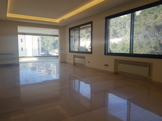 Apartments in Baabda - L05548 Apartment for Rent in Yarzeh in a Very Calm Street