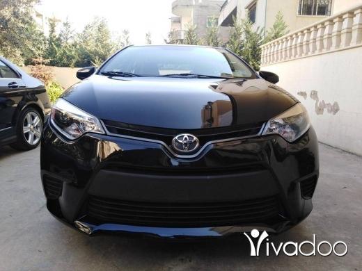 Toyota in Zahleh - toyota corolla ajnabi 2014