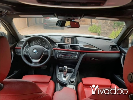 BMW in Sarafande - Bmw sport 2012 328i