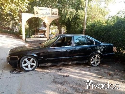 BMW in Chekka - Bmw 520 i انقاد فيتاس عاديلي بتهمو