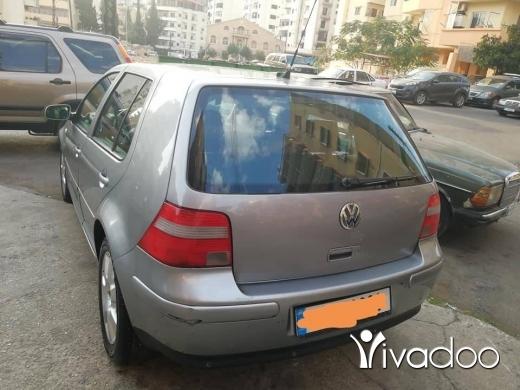 Volkswagen in Tripoli - ٤، موتور ١.٦، موديل ٢٠٠٣، سيارة سبور، كتير قوية، للبيع، سيارة بيت مرتبة و نضيفة