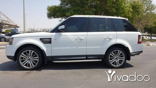 Rover in Port of Beirut - Range rover mod 2013 HSE