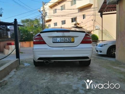 Mercedes-Benz in Deir Ammar - مرسادس بنز 240 لوك 2003 انقاد خارقة جنط 20