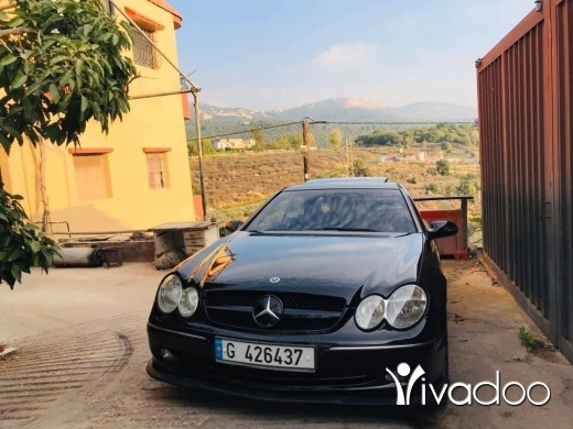 Mercedes-Benz in Jezzine - Mercedes-clk