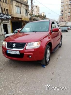 Jeep in Tripoli - Grend vitara 2010 4 sillander 4×4 mfawal